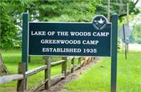 Lake of the Woods and Greenwoods Camps  Tom Daniel