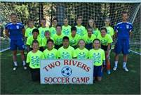 Two Rivers Soccer Camp Lynda Boyden
