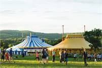 Circus Smirkus Joshua Shack