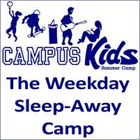 Campus Kids Weekday Sleep-Away Camp Thomas Riddleberger