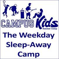 Campus Kids Weekday Sleep-Away Camp Jeremy Berse