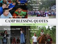 Camp Blessing Texas Glen Elder